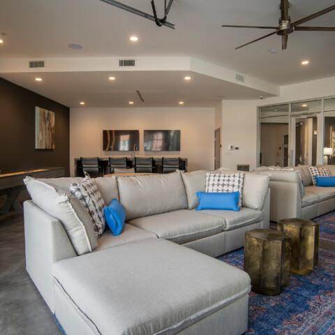 Couch Area Inside